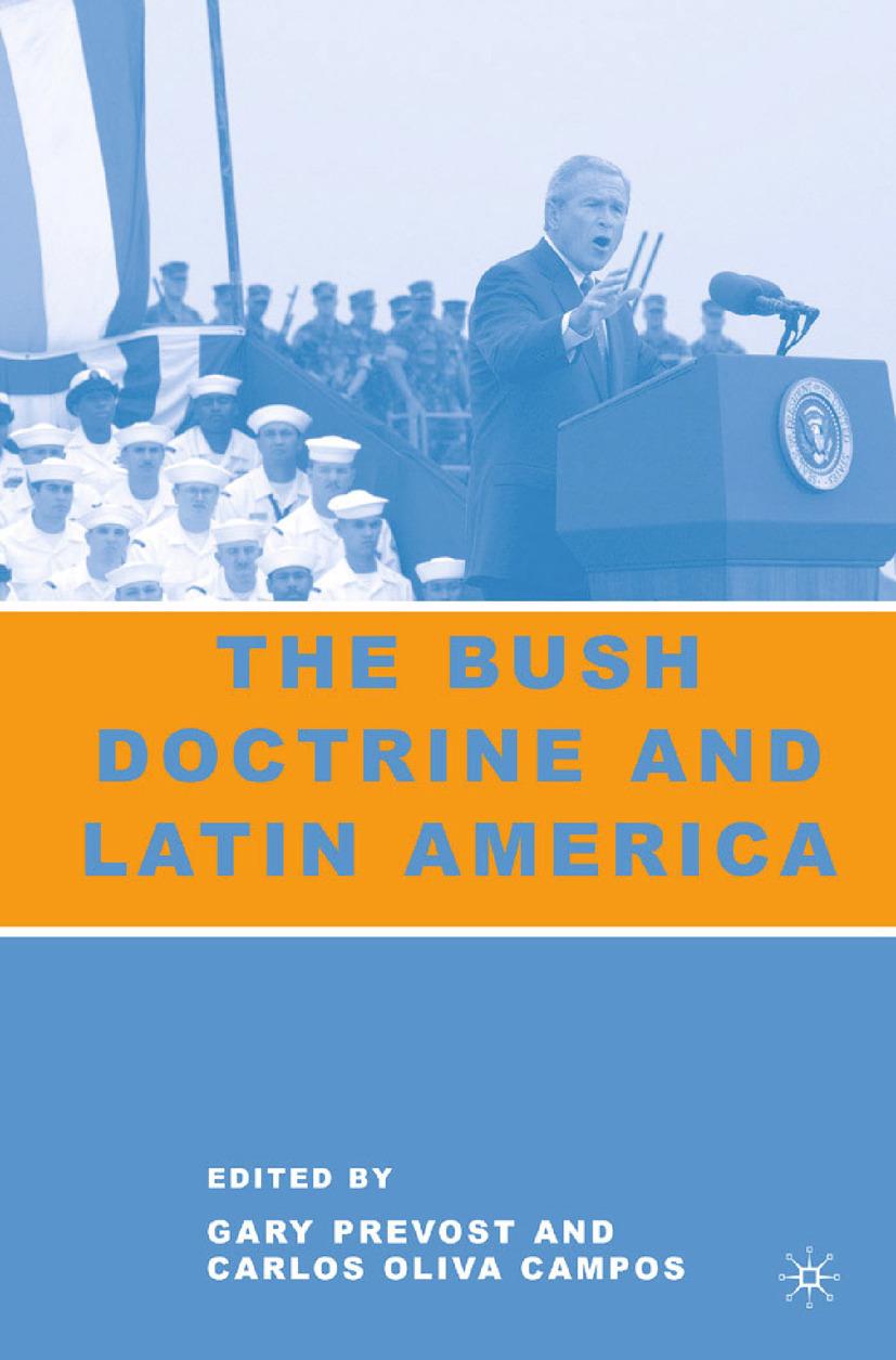 Campos, Carlos Oliva - The Bush Doctrine and Latin America, ebook