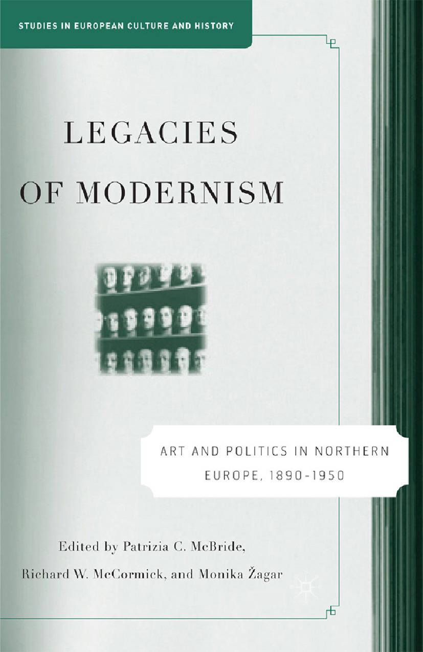 McBride, Patrizia C. - Legacies of Modernism, ebook