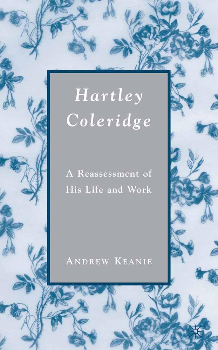 Keanie, Andrew - Hartley Coleridge, ebook