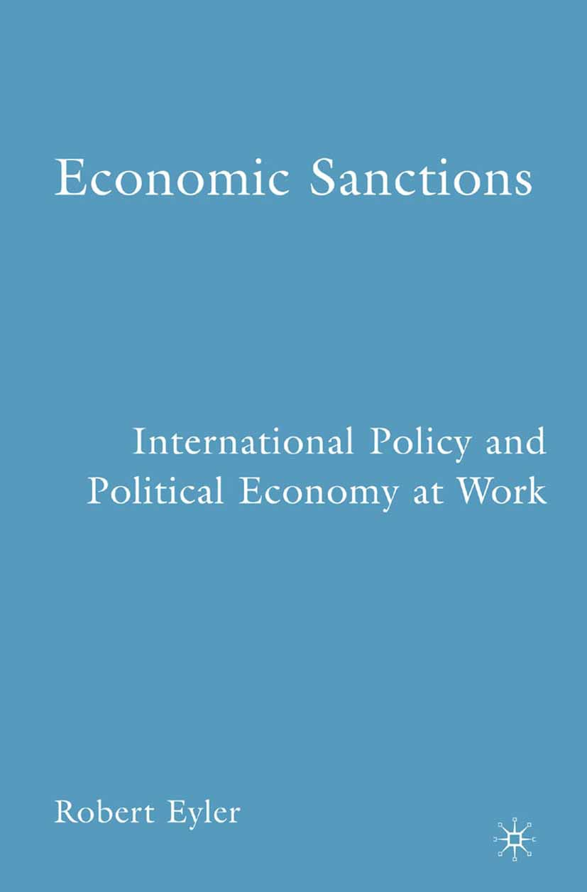 Eyler, Robert - Economic Sanctions, ebook