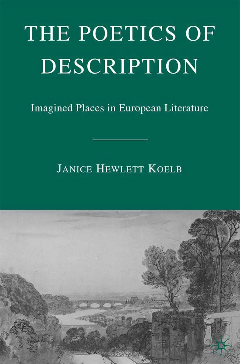 Koelb, Janice Hewlett - The Poetics of Description, ebook
