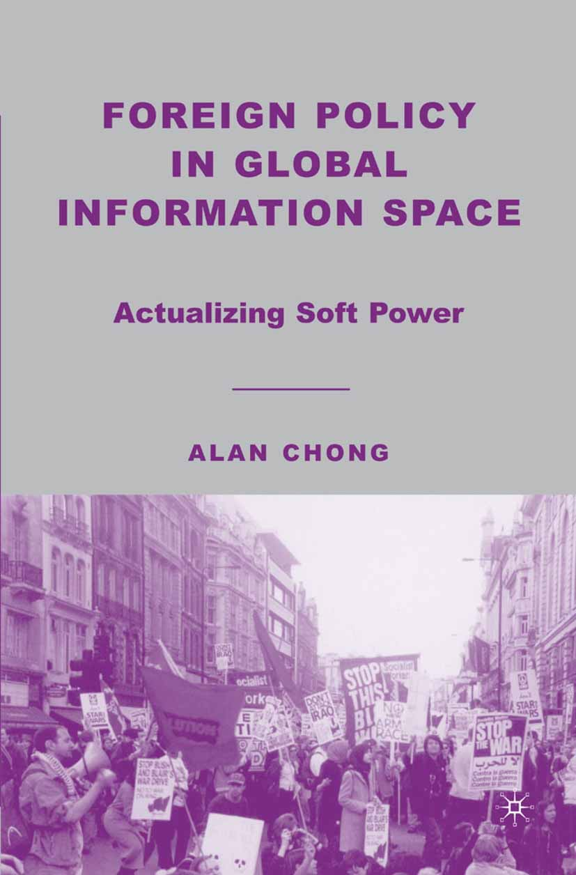 Chong, Alan - Foreign Policy in Global Information Space, ebook