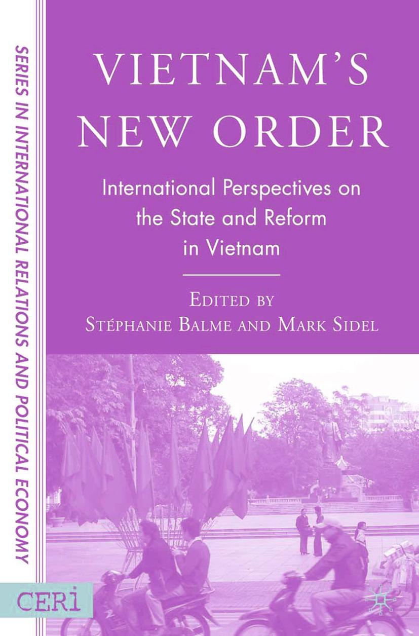 Balme, Stéphanie - Vietnam's New Order, e-kirja