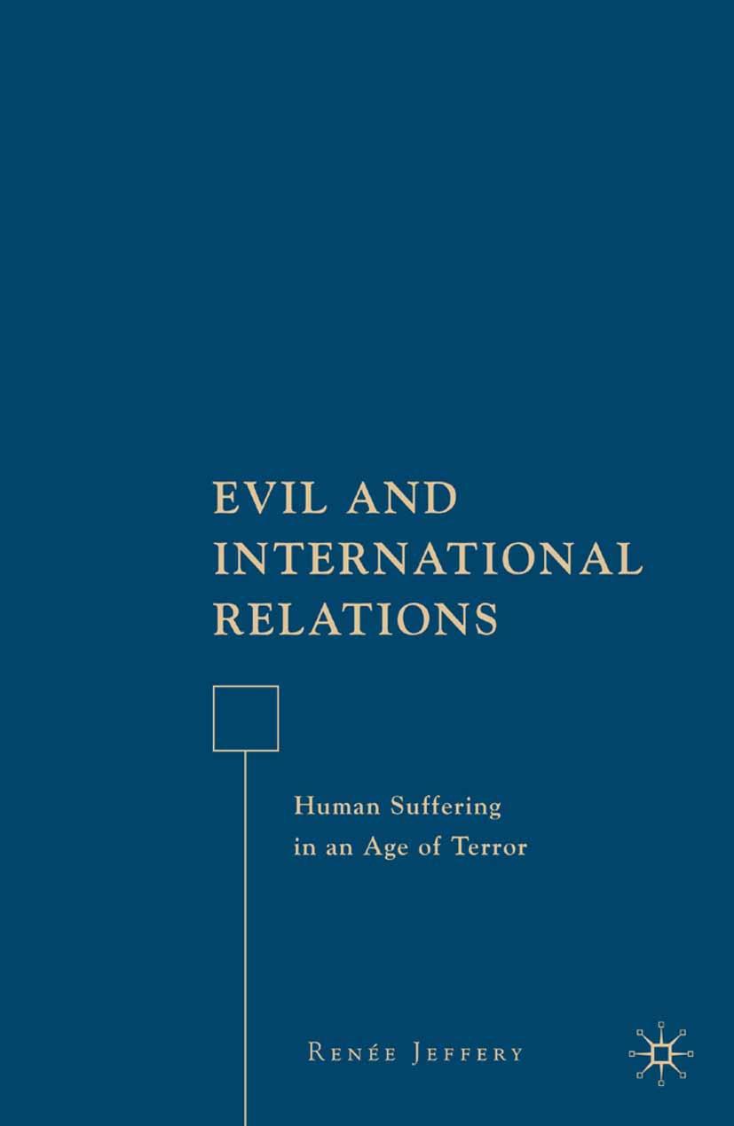 Jeffery, Renée - Evil and International Relations, ebook