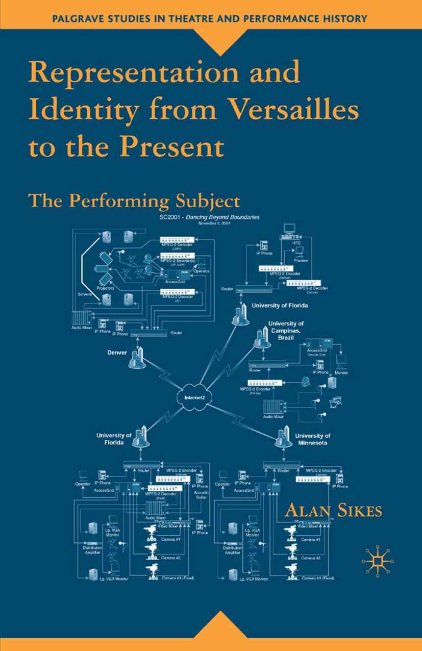 Sikes, Alan - Representation and Identity from Versailles to the Present, ebook