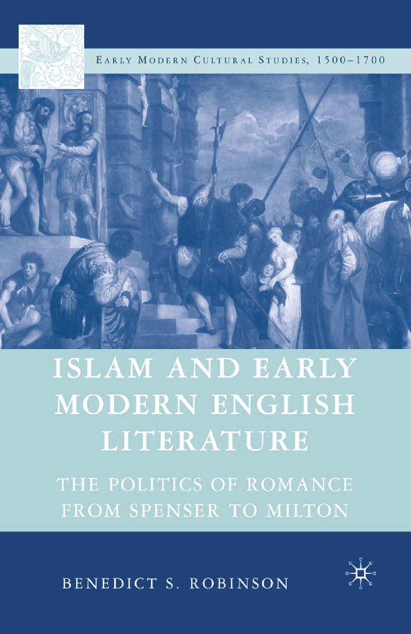 Robinson, Benedict S. - Islam and Early Modern English Literature, ebook