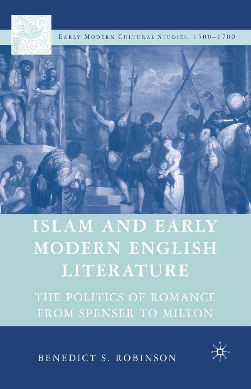 Robinson, Benedict S. - Islam and Early Modern English Literature, e-bok
