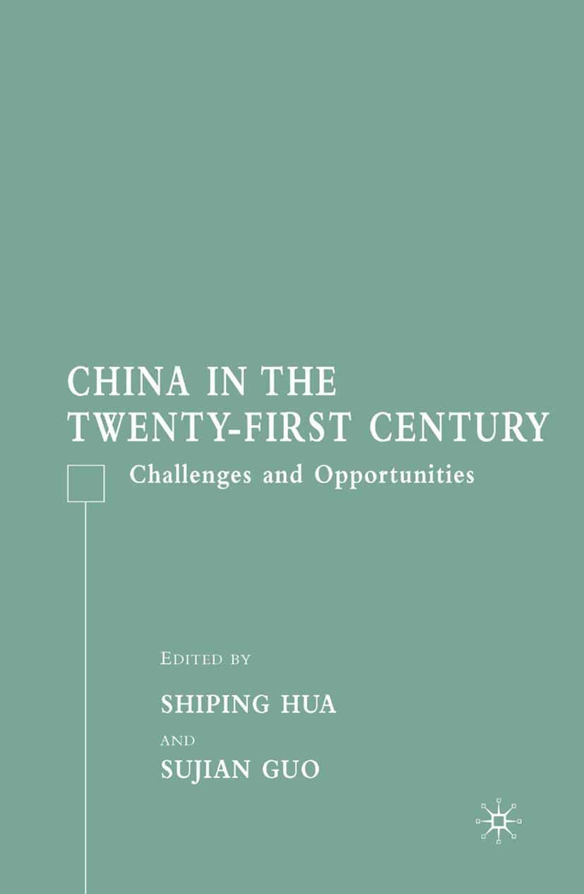 Guo, Sujian - China in the Twenty-First Century, ebook