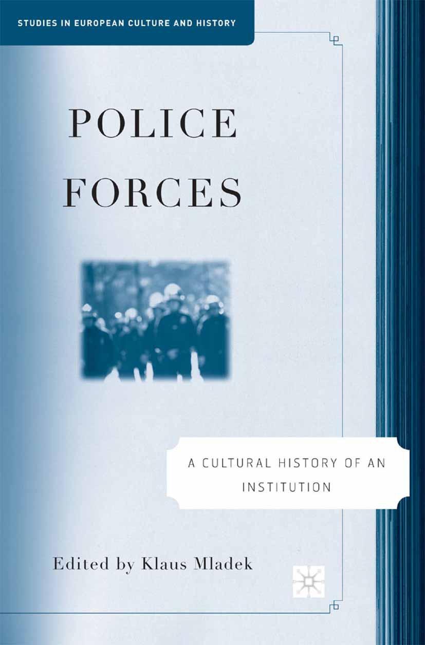 Mladek, Klaus - Police Forces, ebook