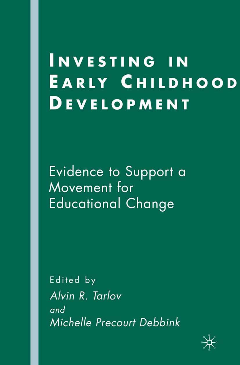 Debbink, Michelle Precourt - Investing in Early Childhood Development, ebook