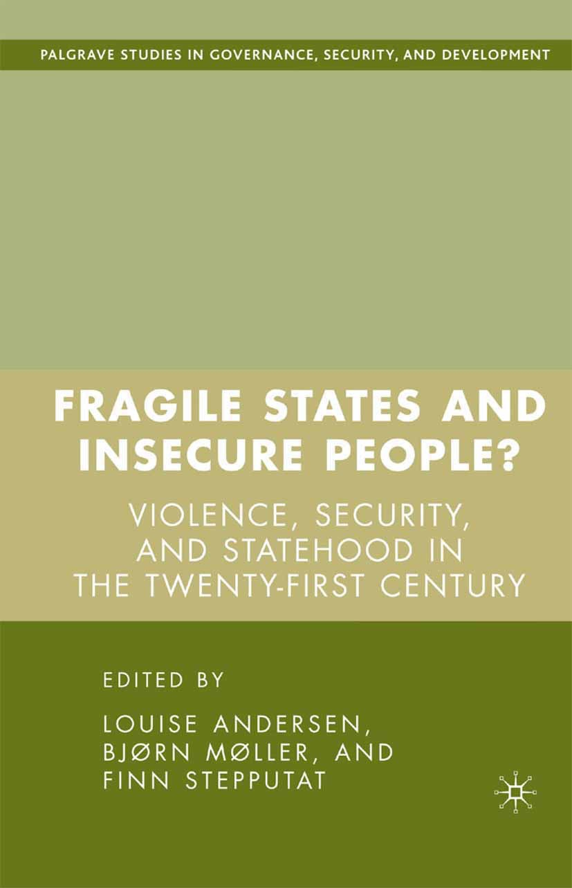 Andersen, Louise - Fragile States and Insecure People?, ebook