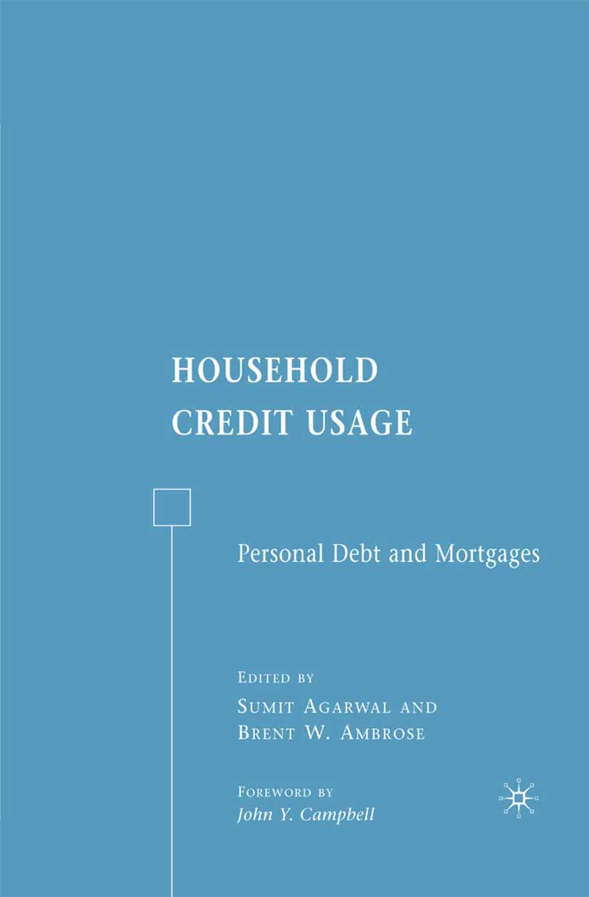 Agarwal, Sumit - Household Credit Usage, ebook