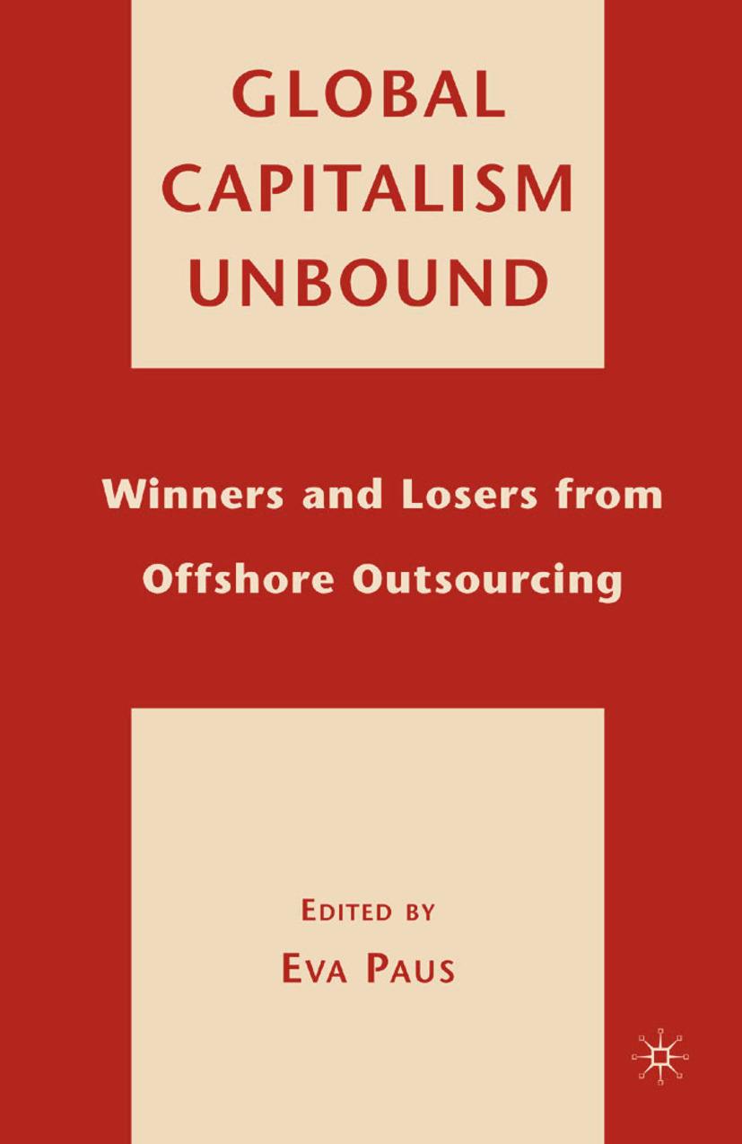 Paus, Eva - Global Capitalism Unbound, ebook