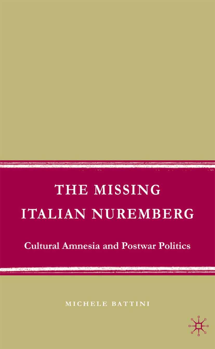 Battini, Michele - The Missing Italian Nuremberg, ebook
