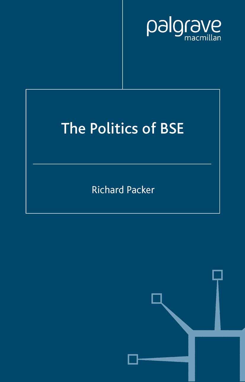Packer, Richard - The Politics of BSE, ebook