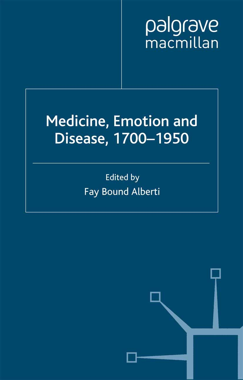 Alberti, Fay Bound - Medicine, Emotion and Disease, 1700–1950, ebook