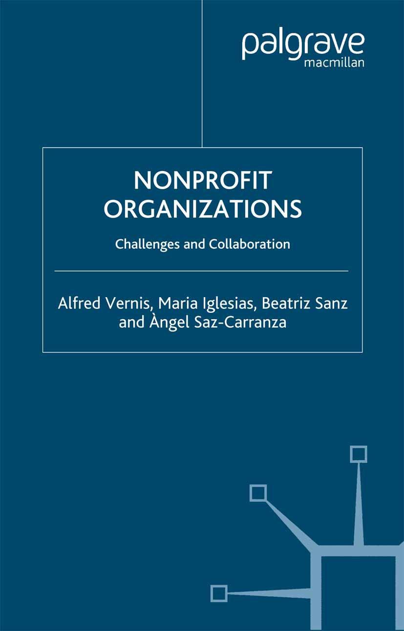 Iglesias, Maria - Nonprofit Organizations, ebook