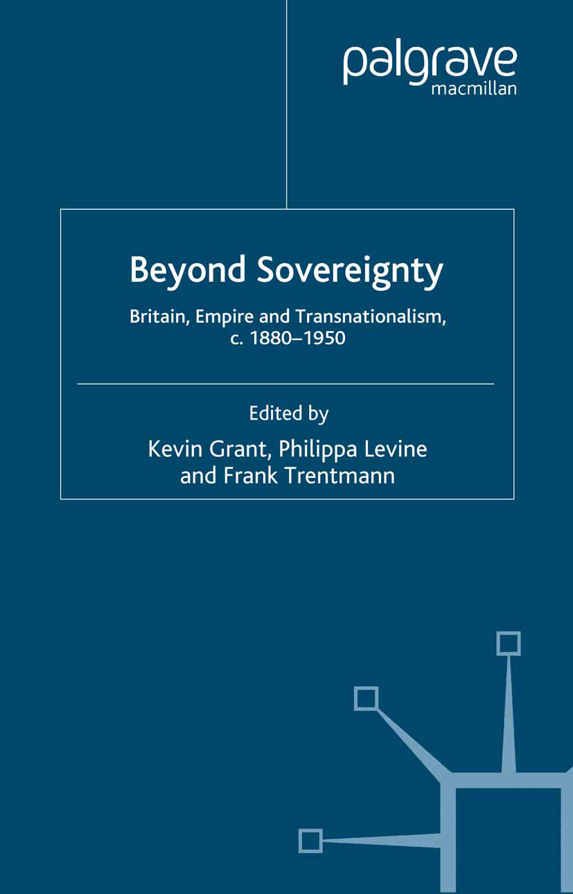 Grant, Kevin - Beyond sovereignty, ebook