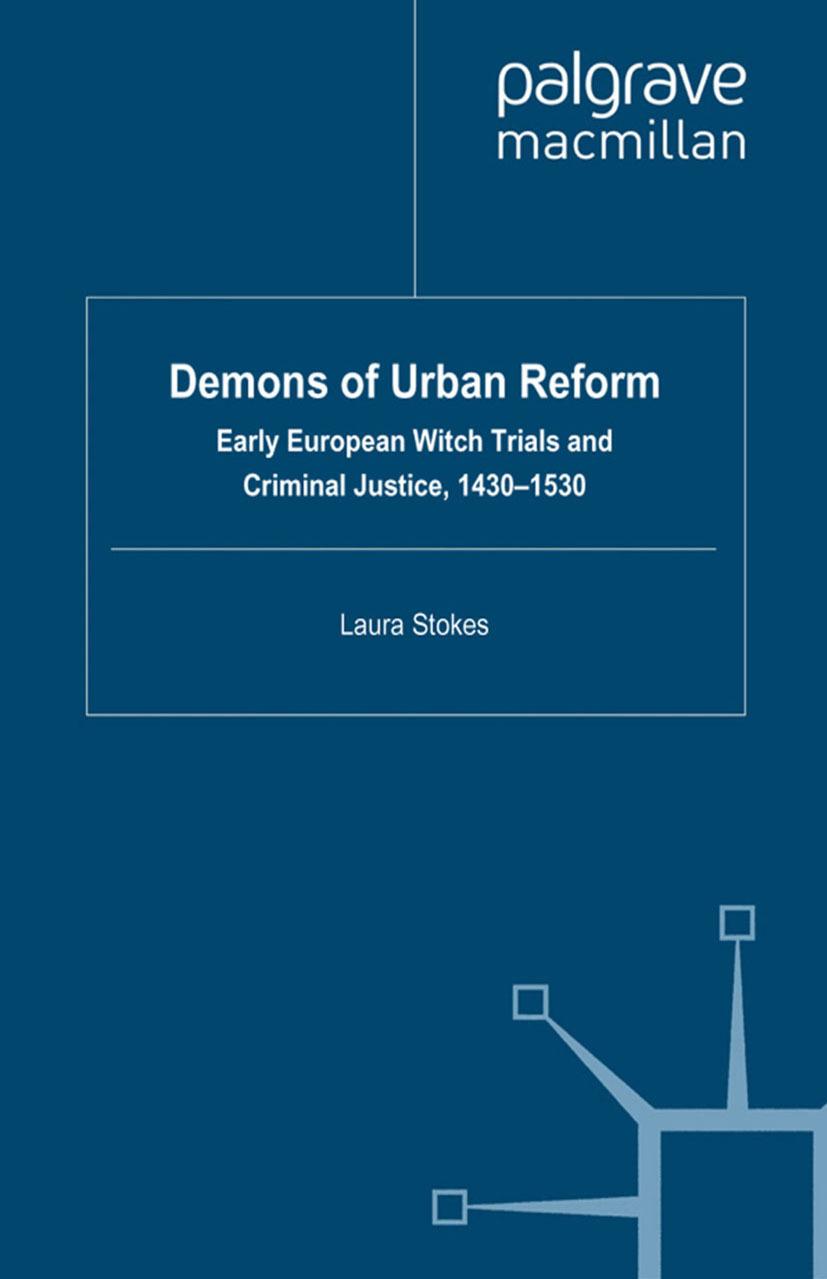 Stokes, Laura - Demons of Urban Reform, ebook