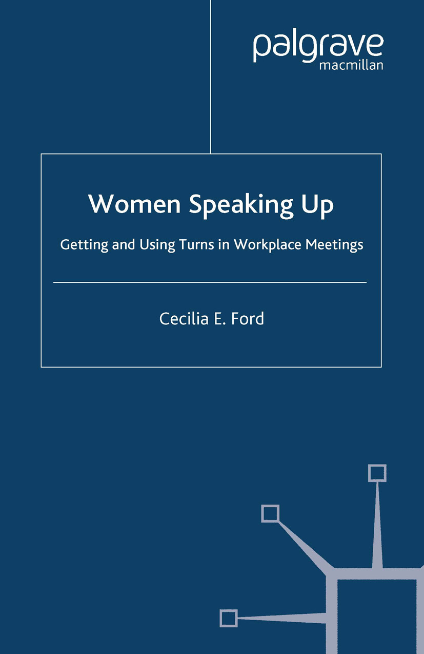 Ford, Cecilia E. - Women Speaking Up, ebook