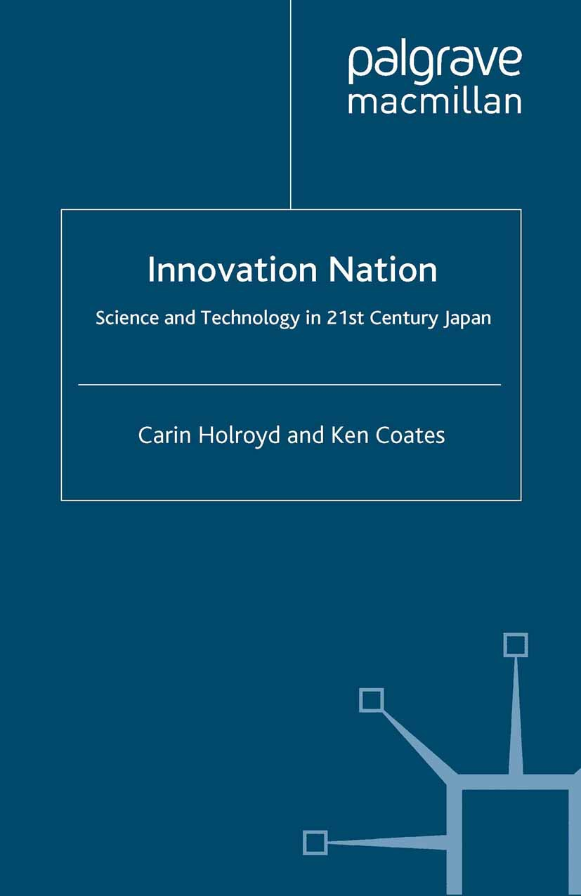 Coates, Ken - Innovation Nation, ebook