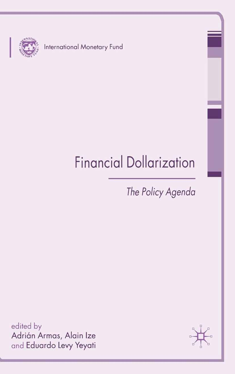 Armas, Adrián - Financial Dollarization, ebook