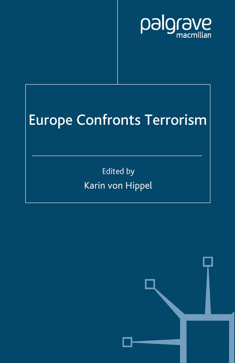 Hippel, Karin - Europe Confronts Terrorism, ebook