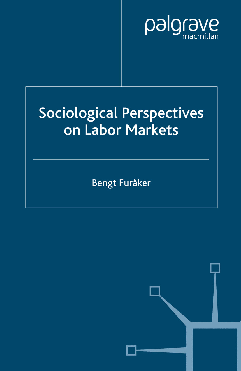 Furåker, Bengt - Sociological Perspectives on Labor Markets, ebook