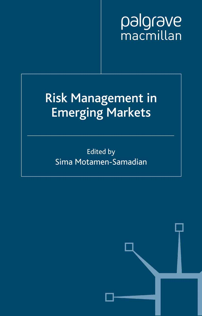 Motamen-Samadian, Sima - Risk Management in Emerging Markets, ebook