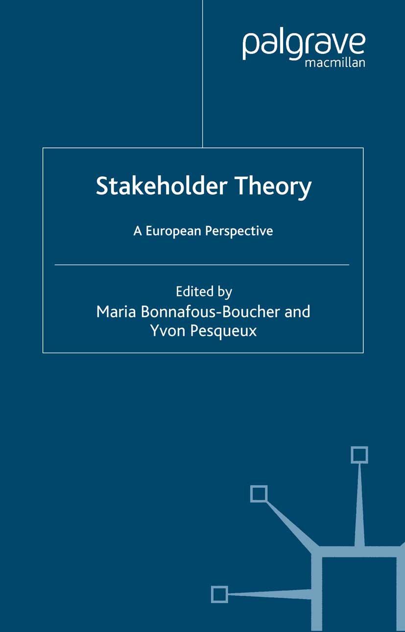 Bonnafous-Boucher, Maria - Stakeholder Theory, ebook