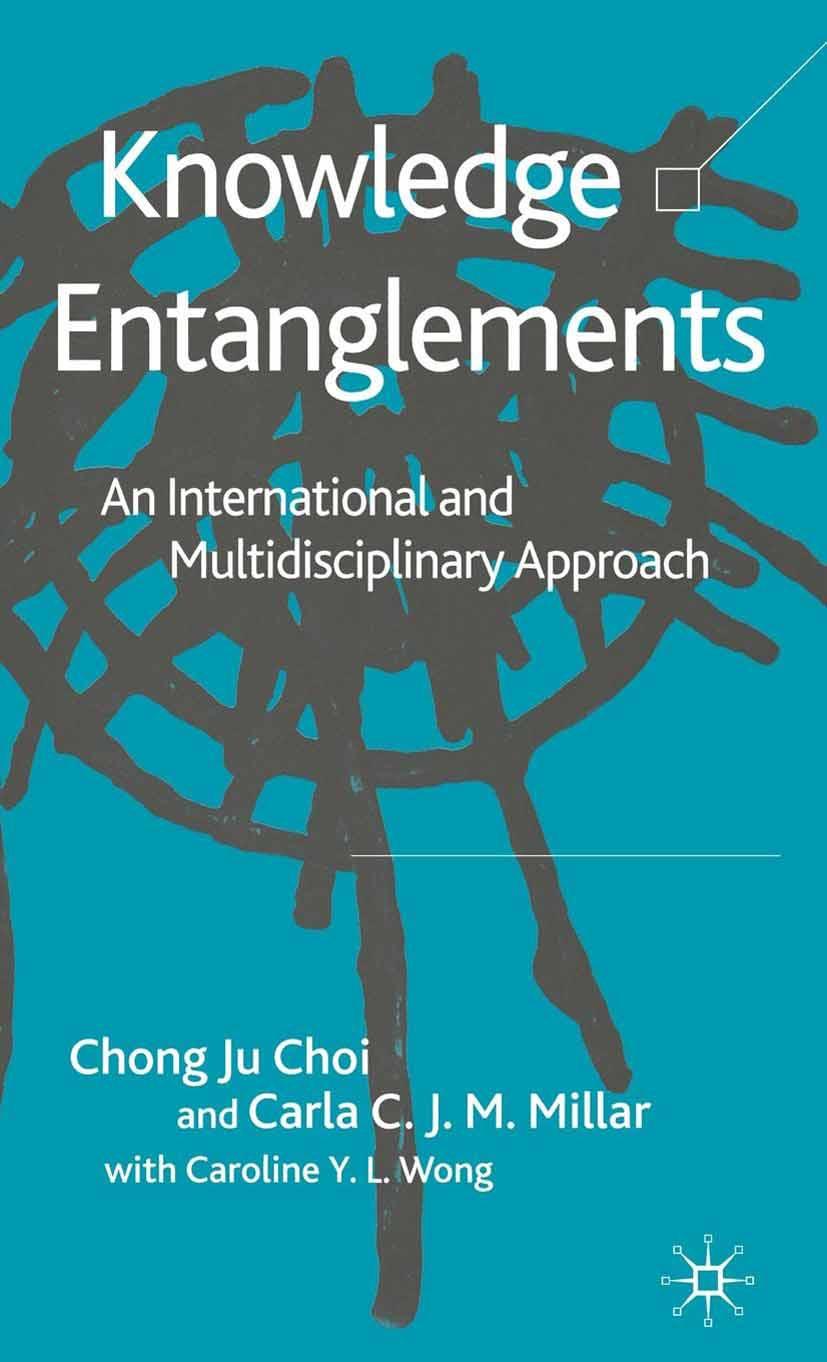 Choi, Chong Ju - Knowledge Entanglements, ebook