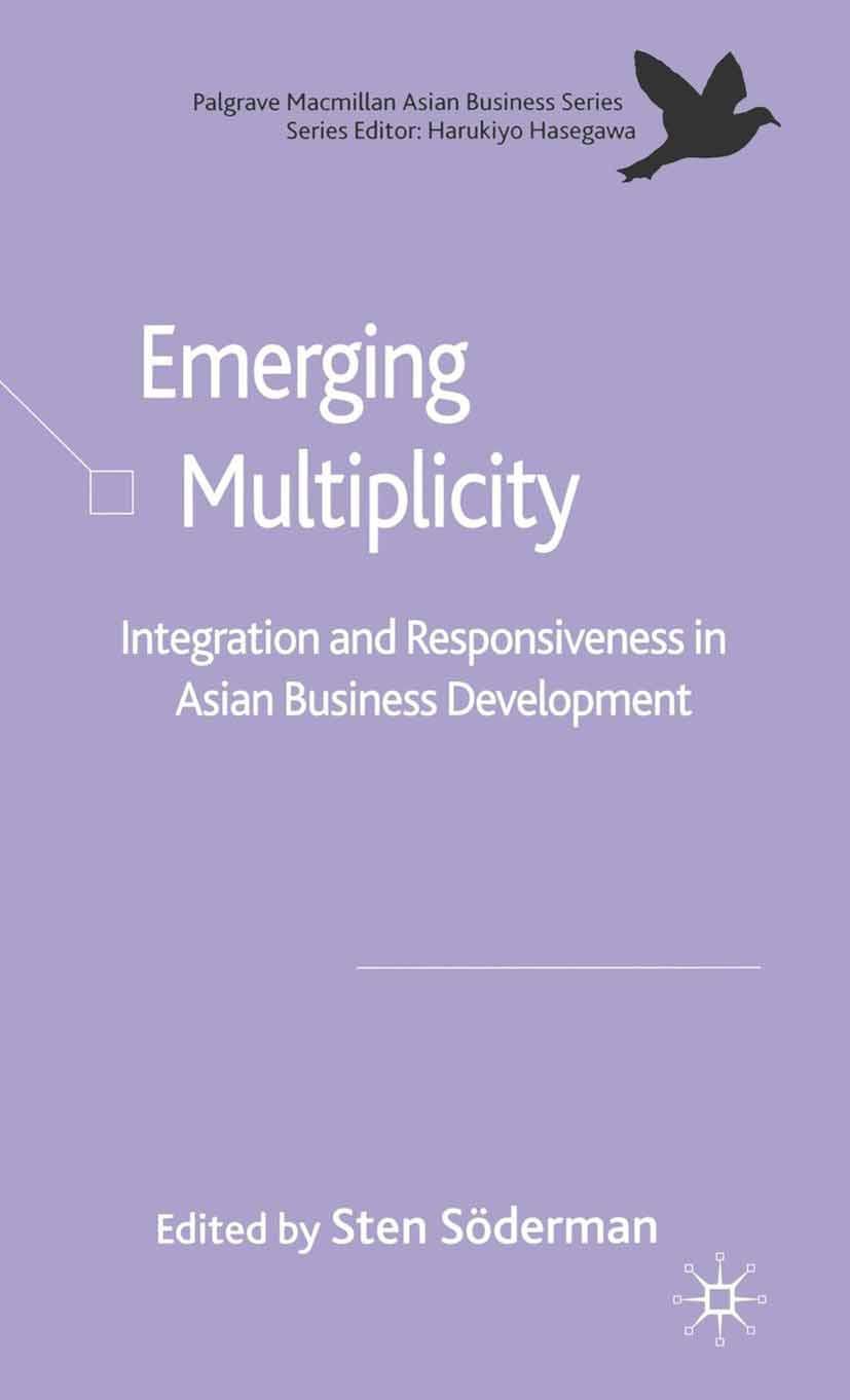 Söderman, Sten - Emerging Multiplicity, ebook