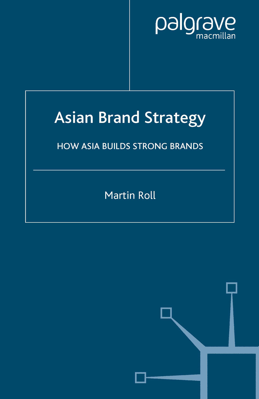 Roll, Martin - Asian Brand Strategy, ebook