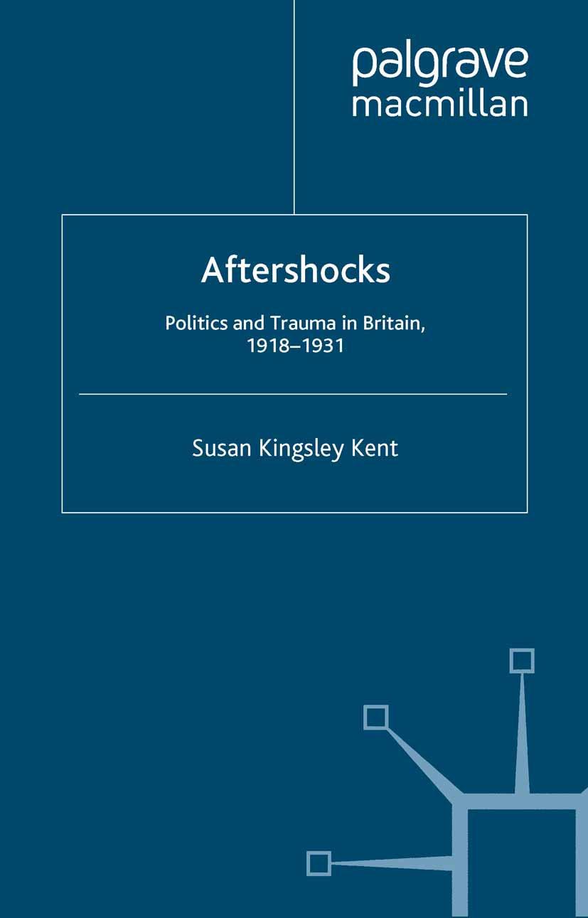 Kent, Susan Kingsley - Aftershocks, ebook