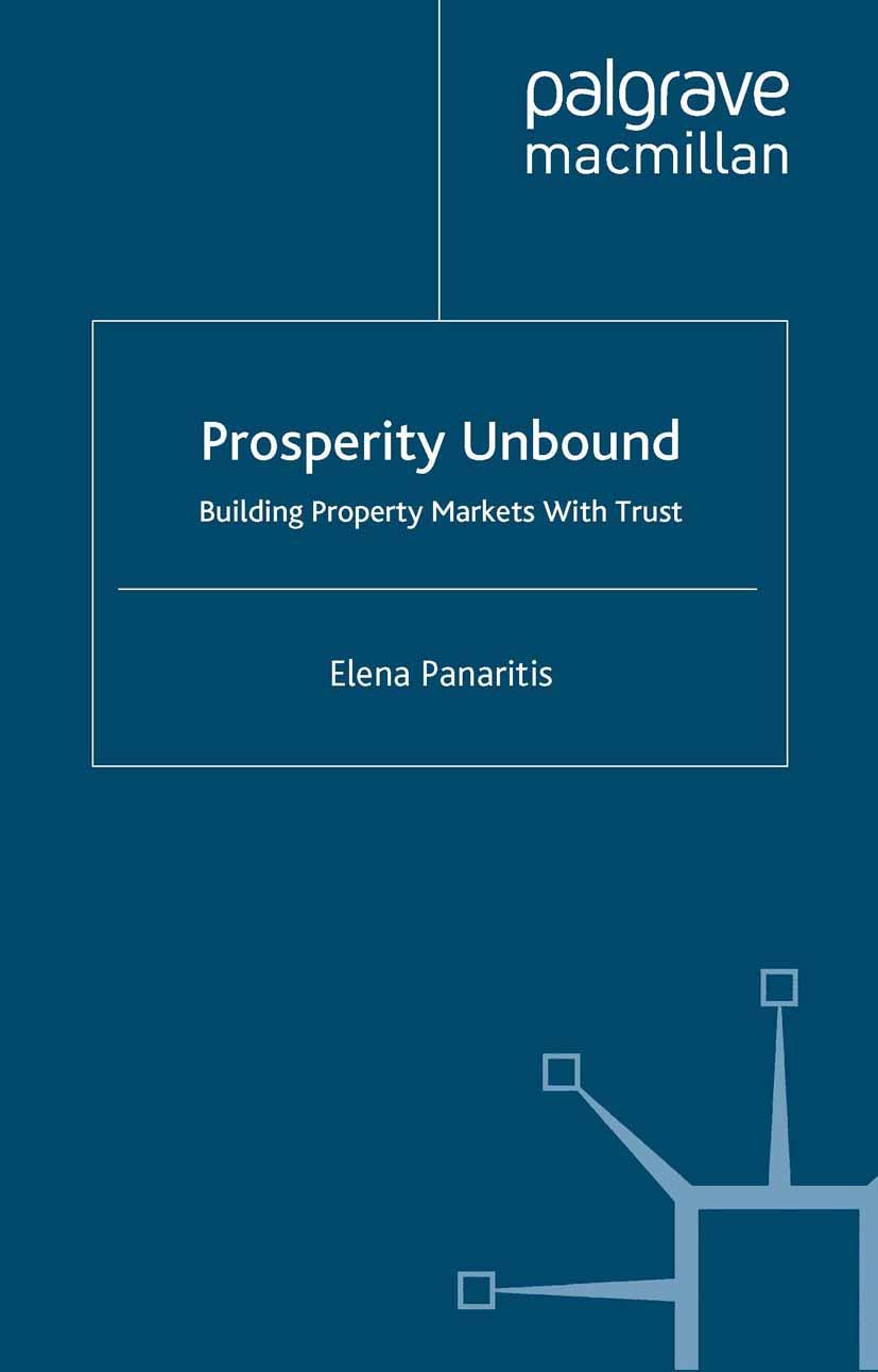 Panaritis, Elena - Prosperity Unbound, ebook