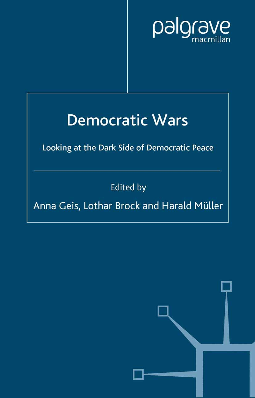 Brock, Lothar - Democratic Wars, ebook