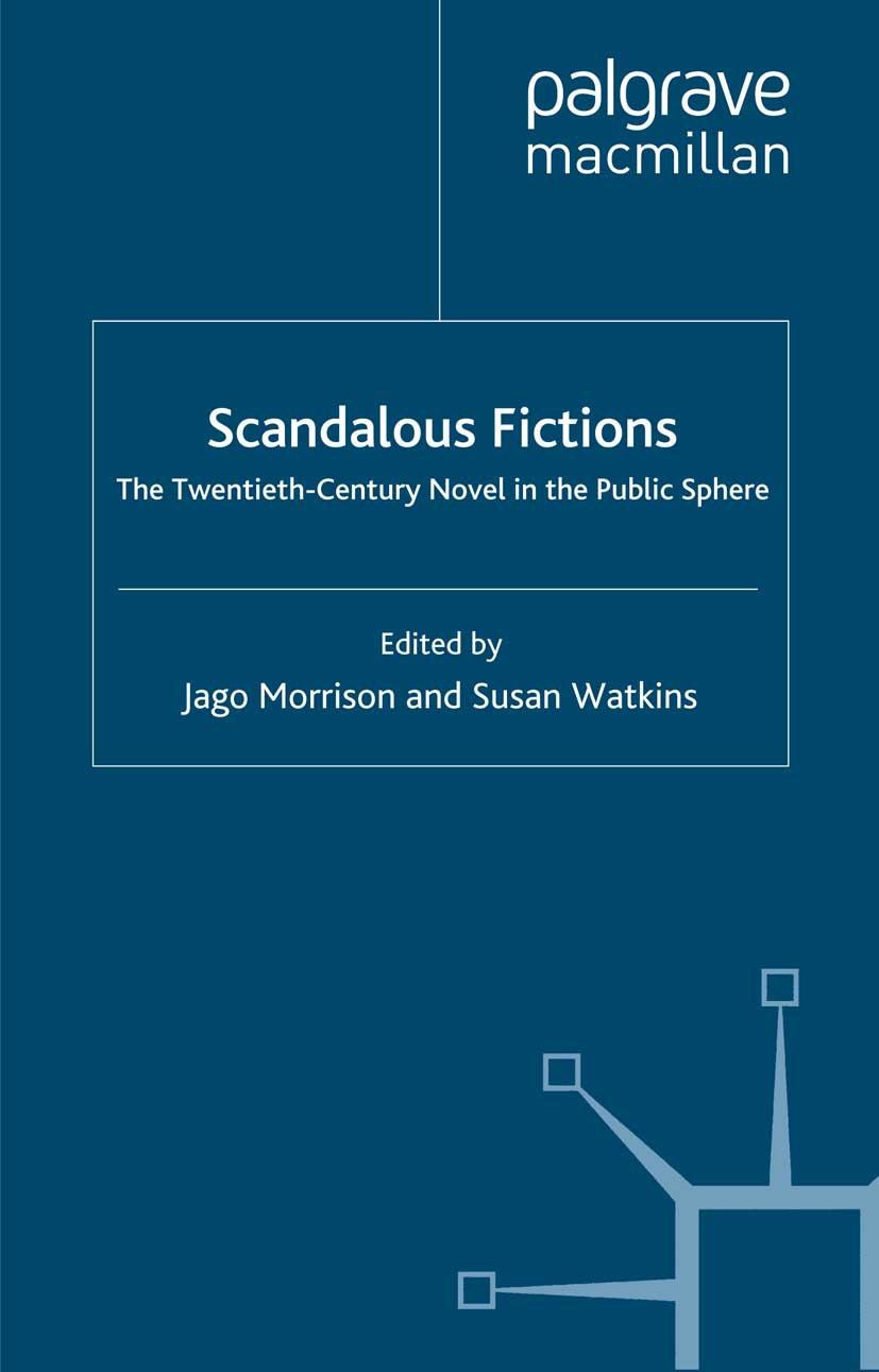Morrison, Jago - Scandalous Fictions, e-kirja