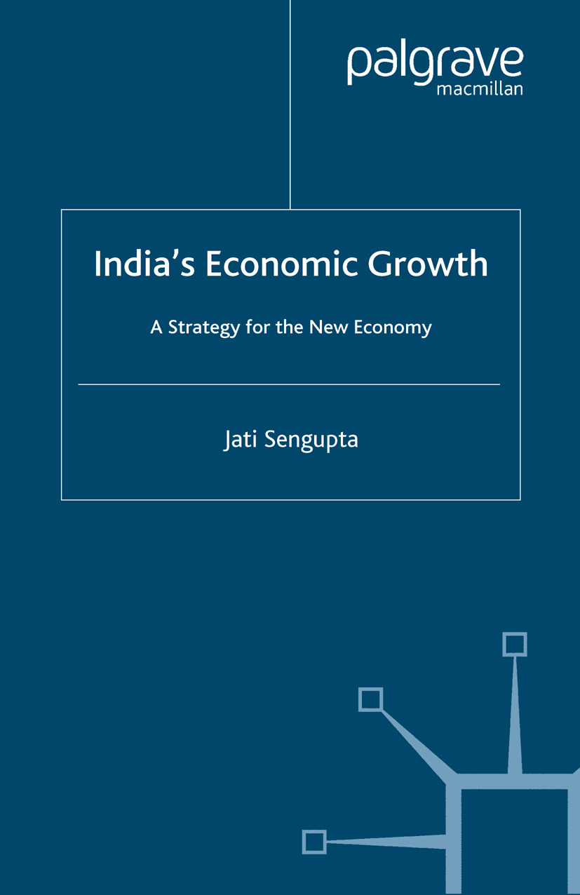 Sengupta, Jati - India's Economic Growth, ebook