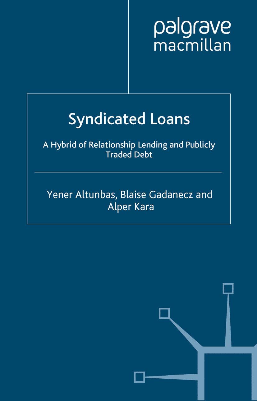 Altunbaş, Yener - Syndicated Loans, ebook