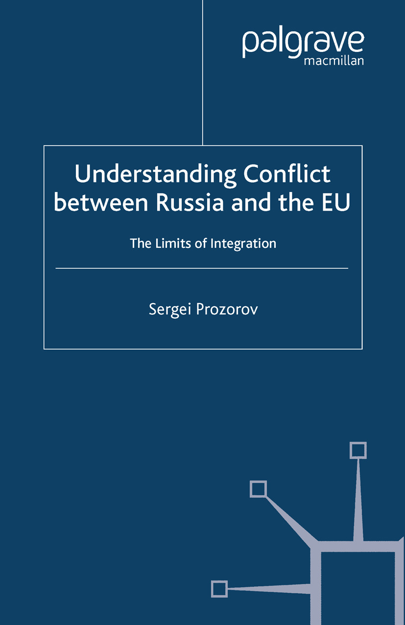 Prozorov, Sergei - Understanding Conflict between Russia and the EU, ebook