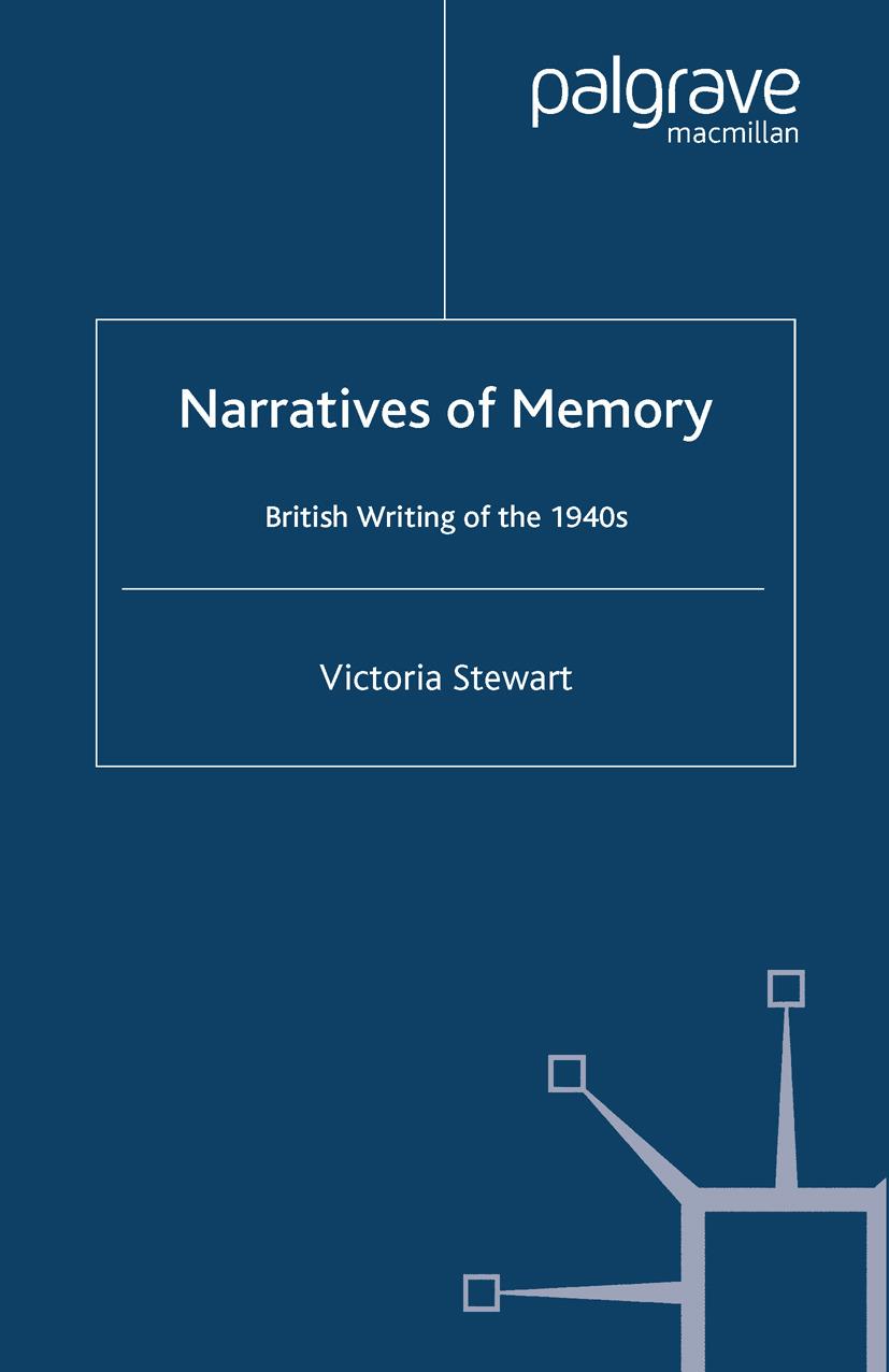 Stewart, Victoria - Narratives of Memory, ebook