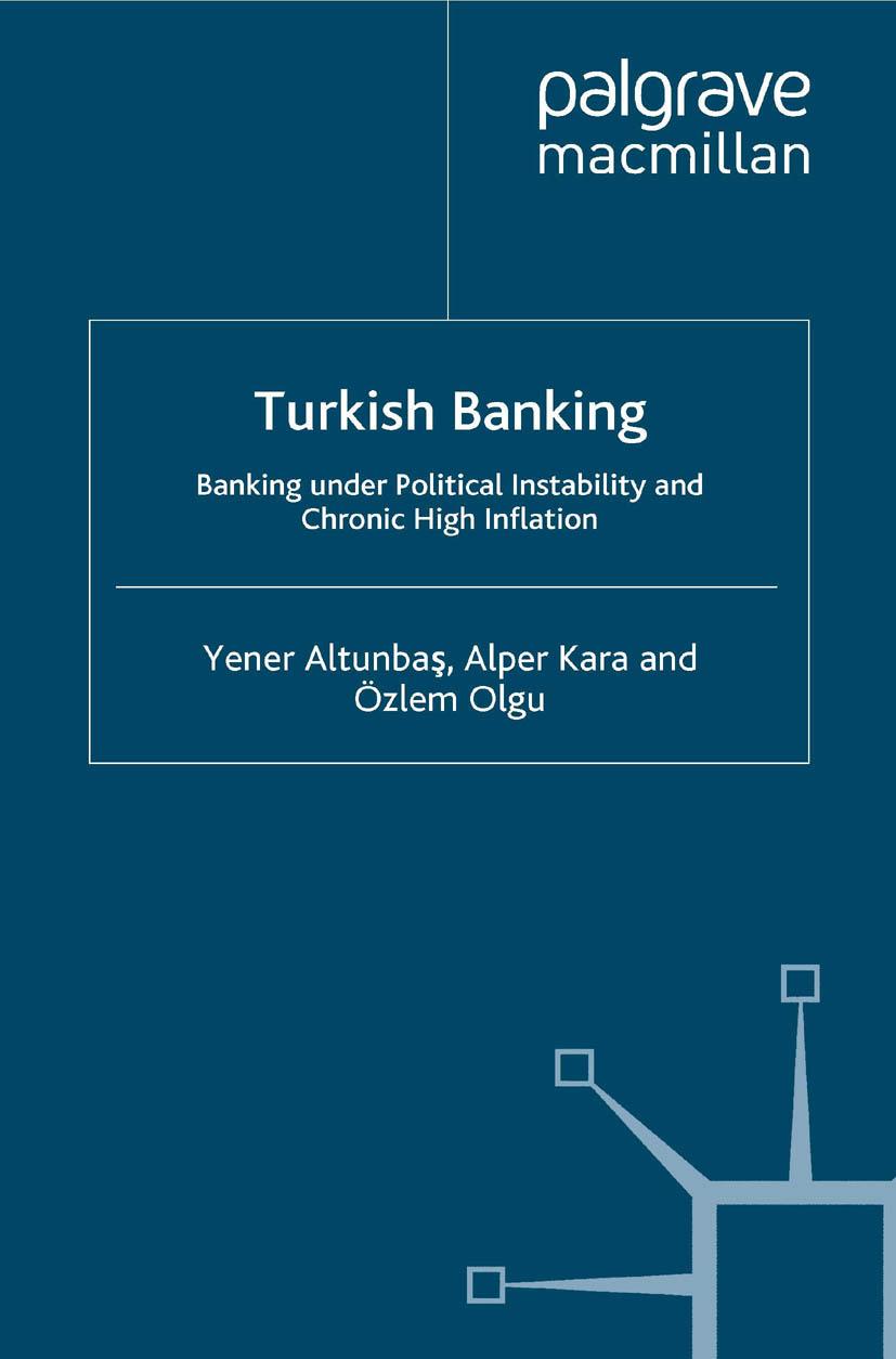 Altunbaş, Yener - Turkish Banking, ebook