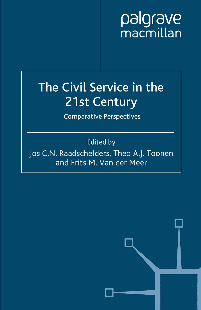 Meer, Frits M. - The Civil Service in the 21st Century, ebook