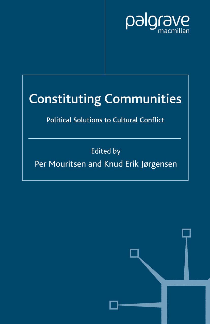 Jørgensen, Knud Erik - Constituting Communities, ebook