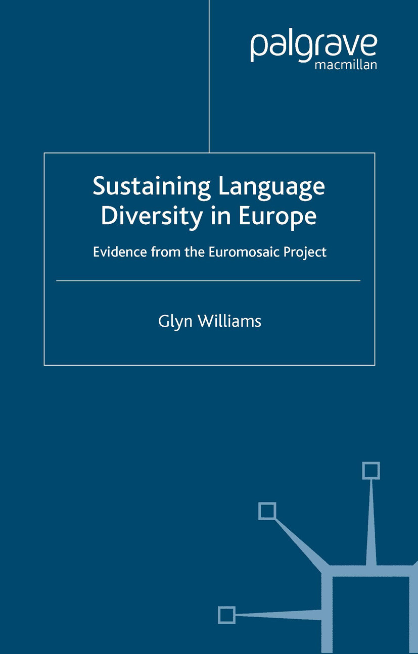 Williams, Glyn - Sustaining Language Diversity in Europe, ebook