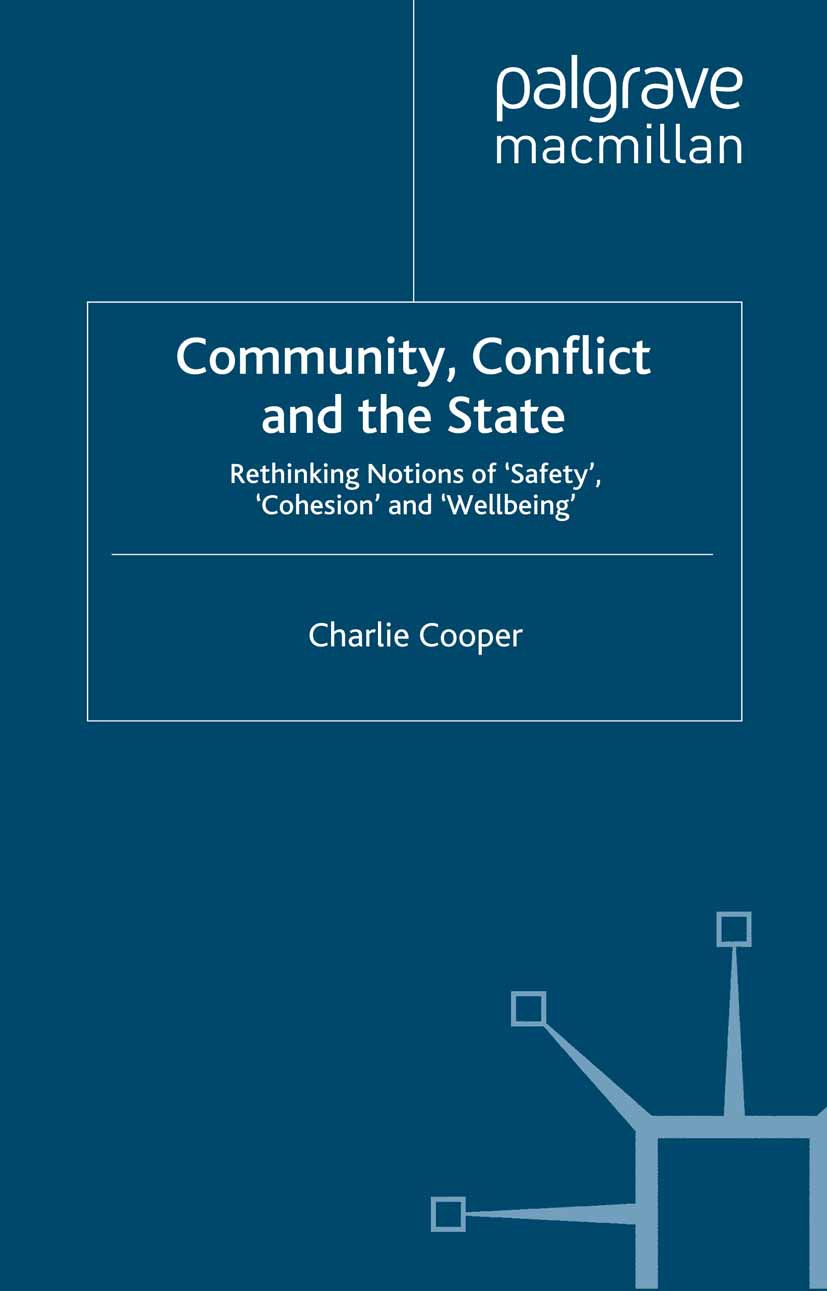 Cooper, Charlie - Community, Conflict and the State, ebook