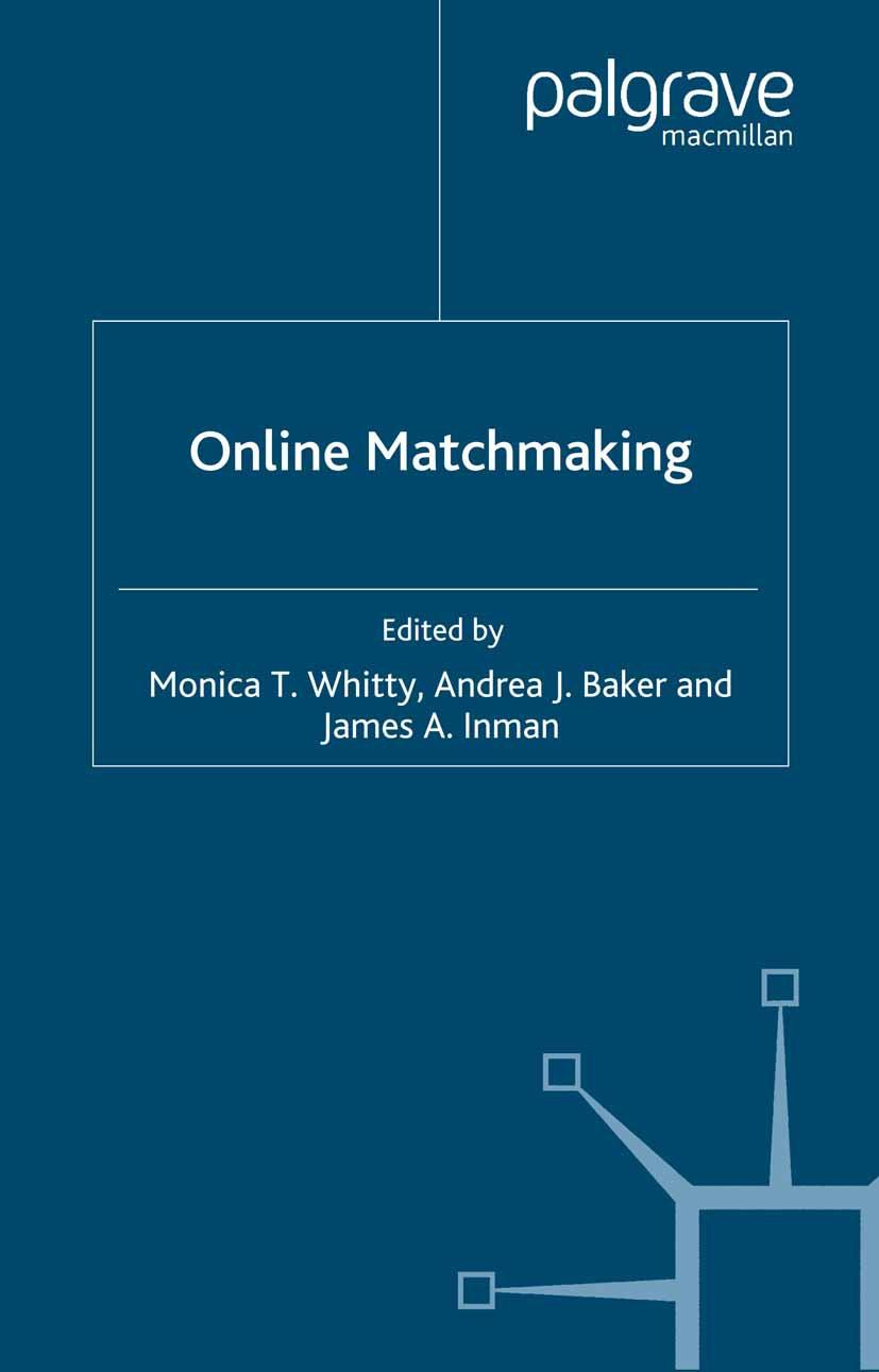 Baker, Andrea J. - Online Matchmaking, ebook