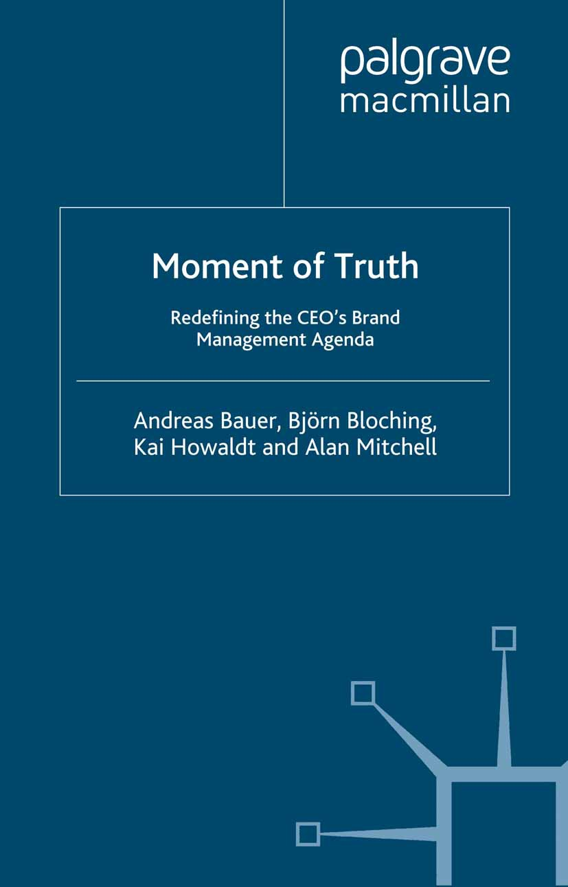 Bauer, Andreas - Moment of Truth, ebook