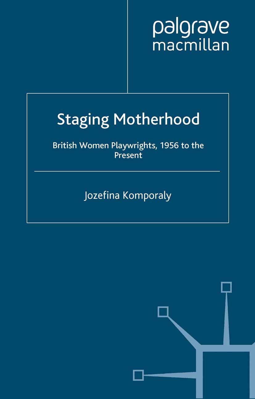 Komporaly, Jozefina - Staging Motherhood, ebook