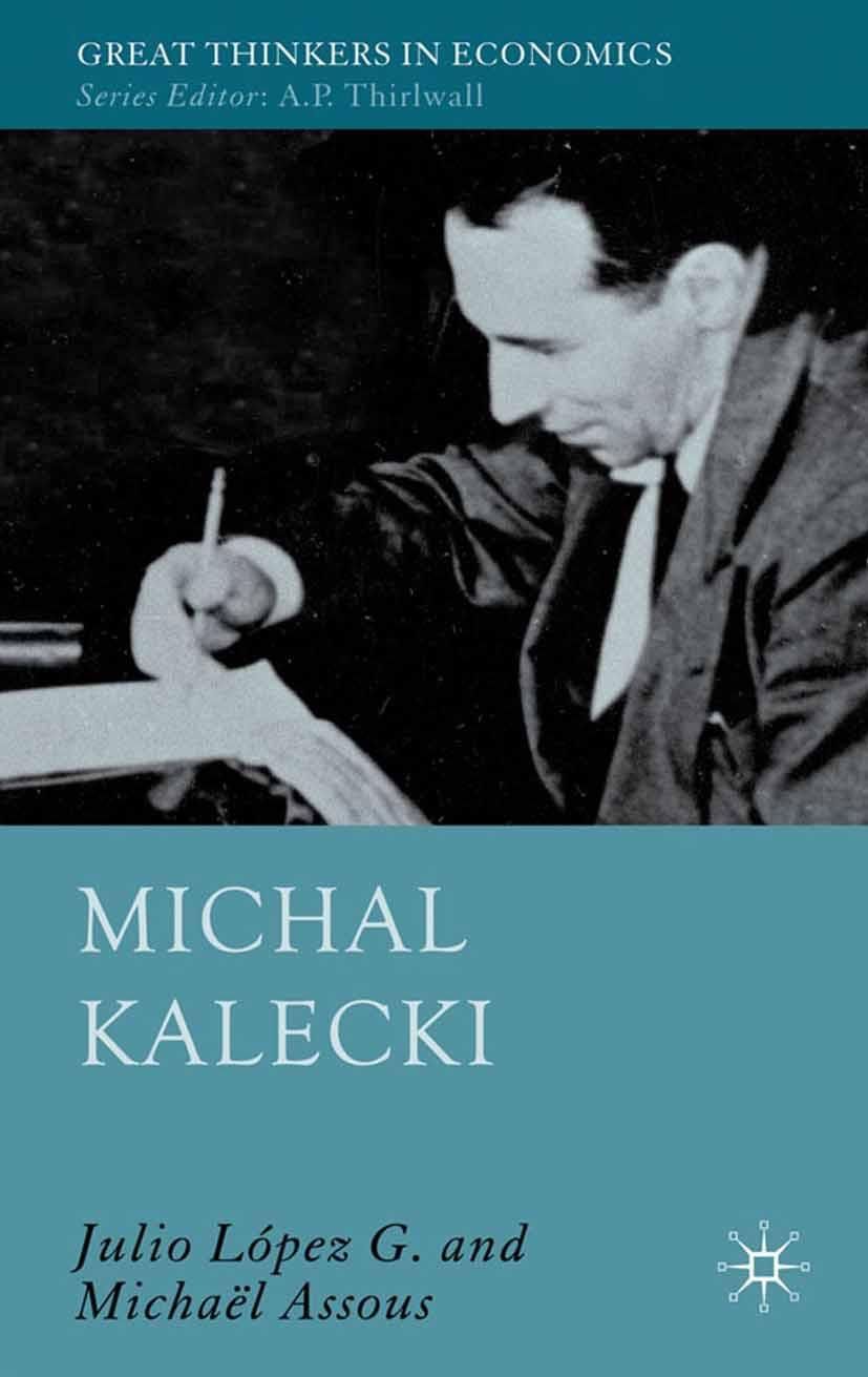 Assous, Michaël - Michal Kalecki, ebook